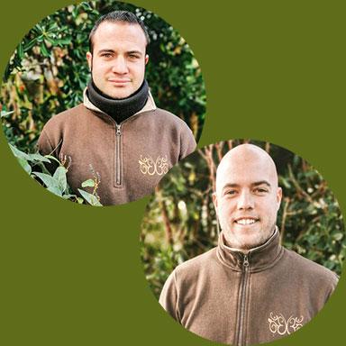 Pascal & Jonathan